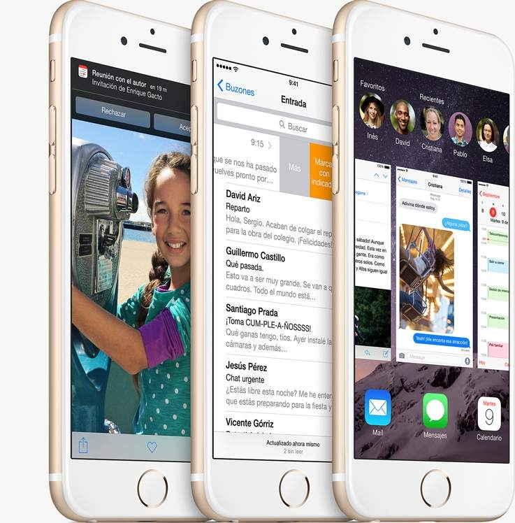 Un fallo en iOS permite a los atacantes reiniciar dispositivos enviando un SMS