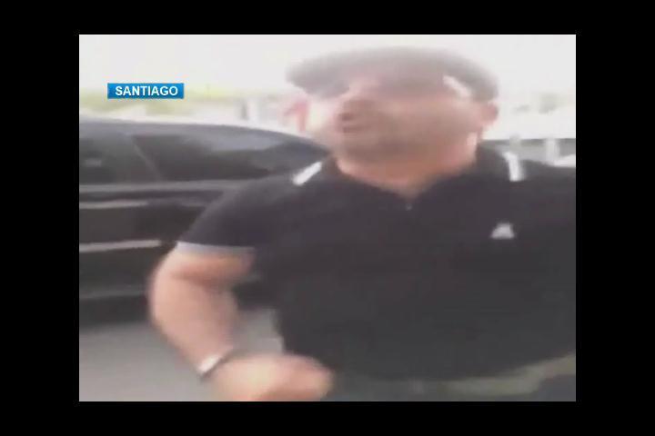 Sobrino de Monchy Fadul pide disculpas por agredir a dos agentes de la Amet