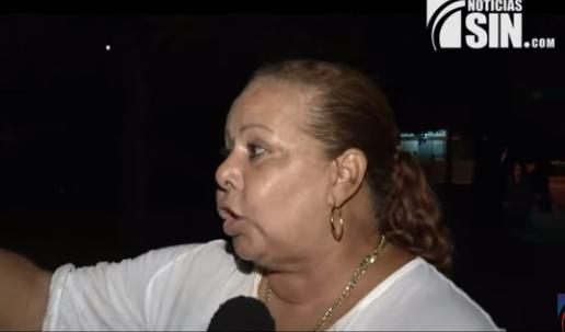 SIN en tu barrio: Denuncian falta de alumbrado en sector Mata Hambre