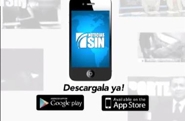 """Descarga gratis nuestra aplicación """"Noticias SIN"""""""