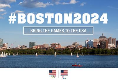 Boston busca ser la sede de los Juegos Olímpicos en 2024