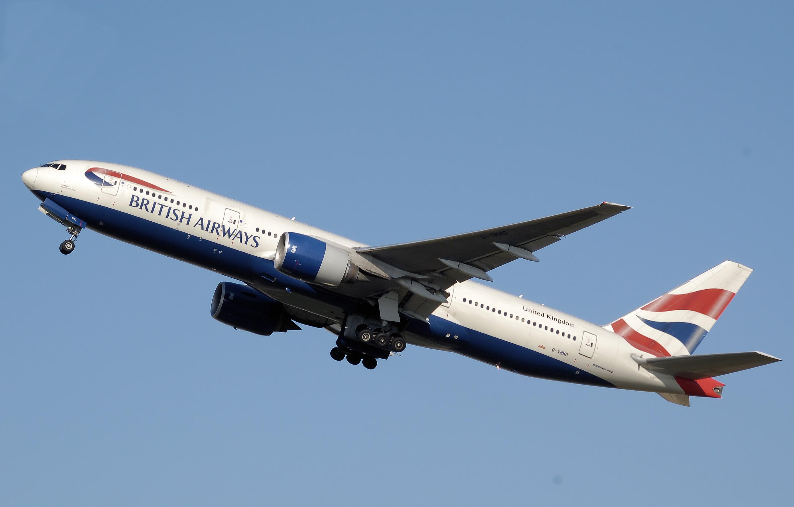 Declaran emergencia en un vuelo de British Airlines