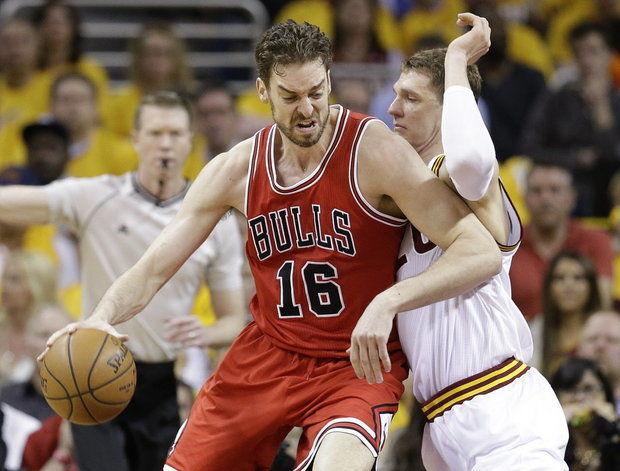 Bulls estarán en semifinales contra Cavaliers; Clippers y Spurs empatan serie