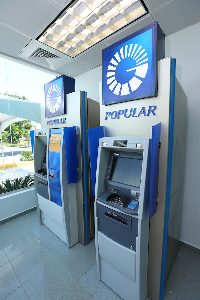 Cajeros de depósito del Popular permiten depositar a terceros sin tarjeta