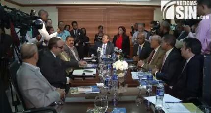 Surgen diferencias entre miembros de la comisión que estudia reforma constitucional