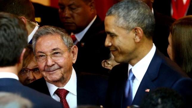 Salida de Cuba de lista terrorista fue