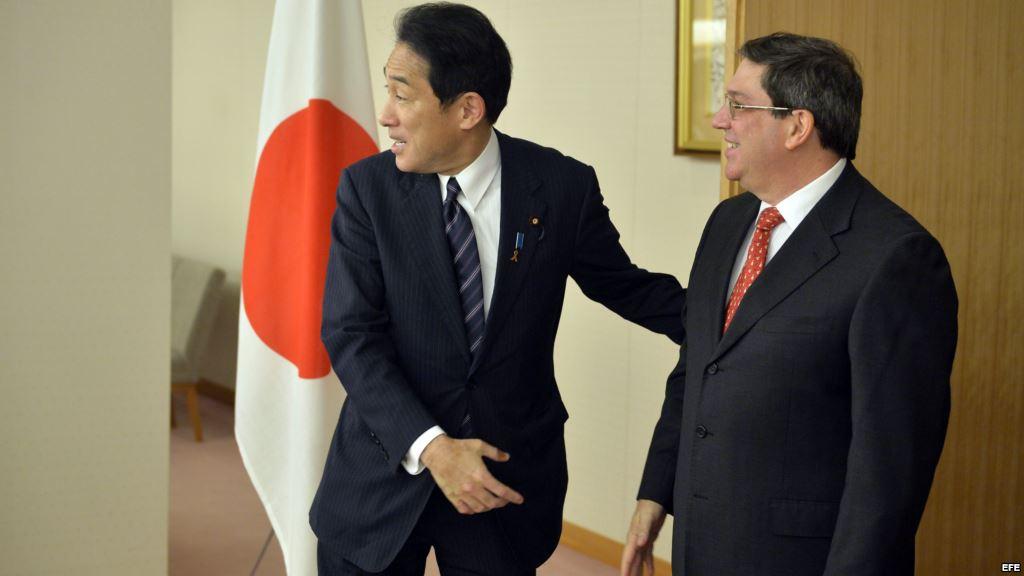 Japón brindará a Cuba asistencia financiera no reembolsable en apoyo reformas