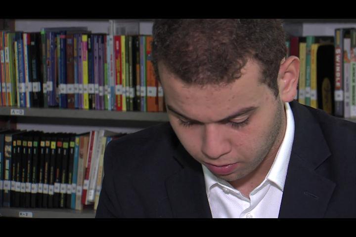 Adolescente desea ser el presidente más joven de RD; Conozca su historia