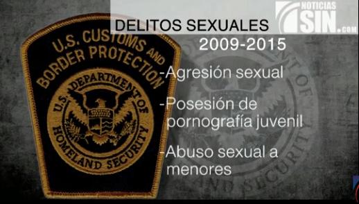 Revelan más de 35 acusaciones de delitos sexuales por agentes CBP EEUU