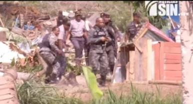 Muere teniente herido de un disparo en la cabeza durante desalojo