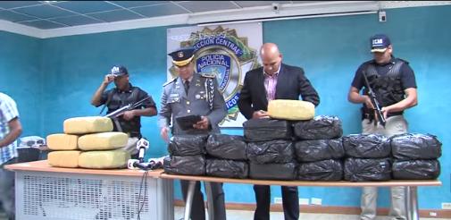 DICAN frustra transacción de droga; ocupa 200 libras de marihuana