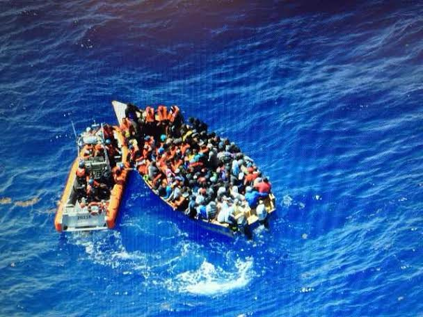 Guardia Costera EEUU repatría a 117 inmigrantes dominicanos