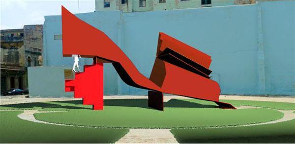 Arte y público se fusionan en el Malecón de La Habana con