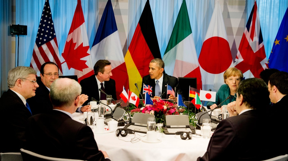 G7 muestra su preocupación ante posibles ciberataques a las redes eléctricas