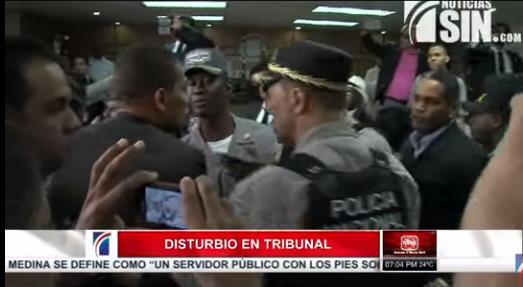 Momentos de tensión en TSE en audiencia incoada por Guido contra PRD