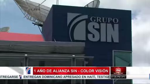 SIN-Color Visión : Alianza estratégica