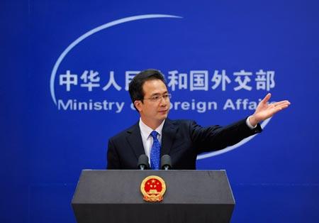 China advierte a EEUU contra acciones provocadoras en Mar de China Meridional (Ampliación)