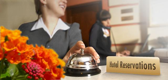 ¿Cómo se asignan las habitaciones de hoteles?