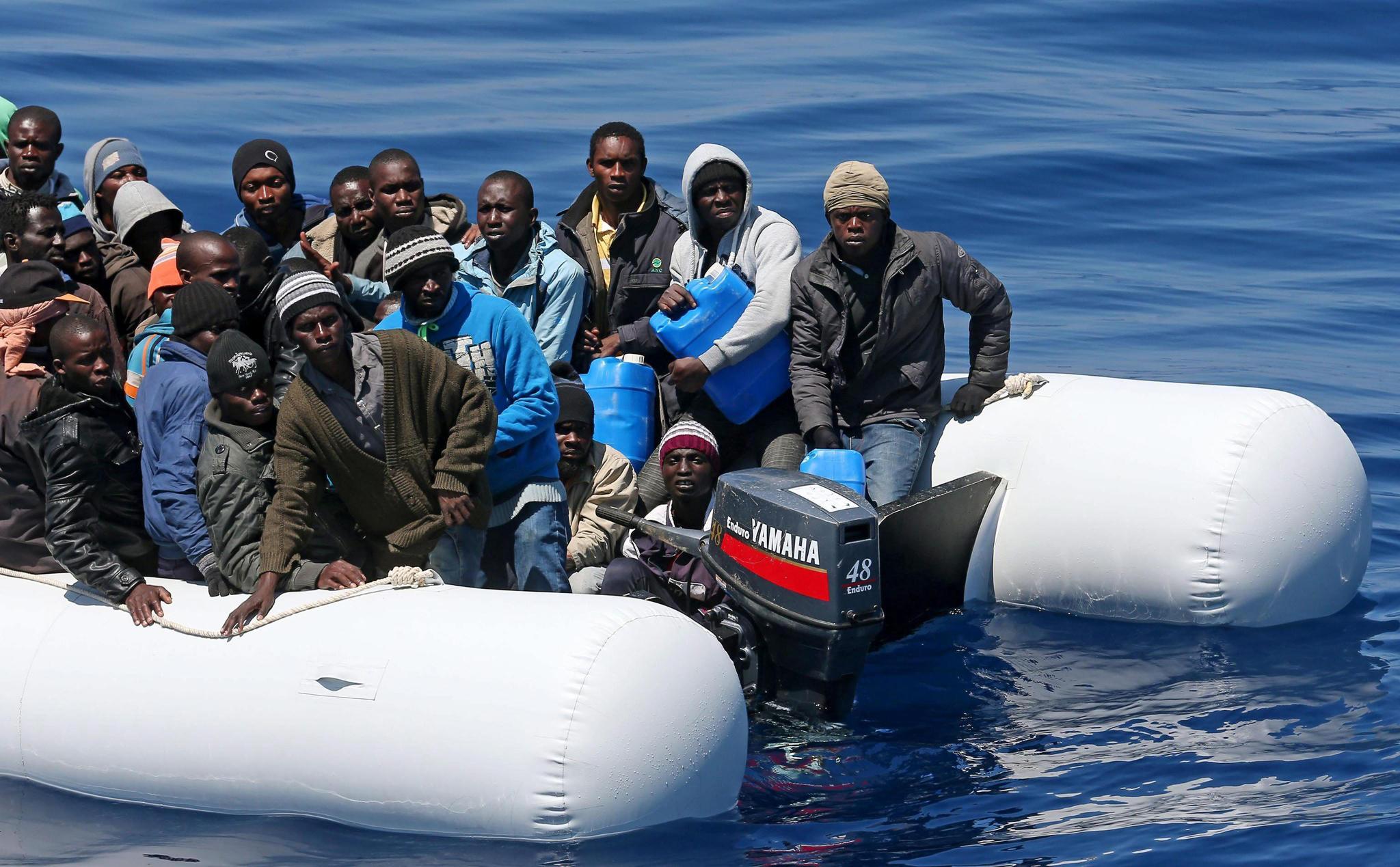 Rescatan 54 haitianos quedaron varados en un barco al norte de Cuba