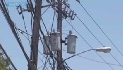 Edesur suspenderá servicio eléctrico por tres horas en algunos sectores del DN