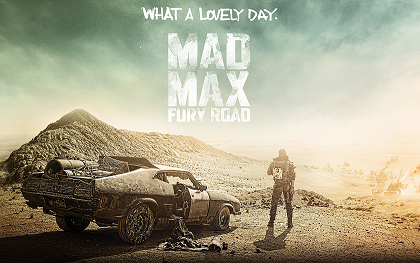 Cuarta entrega de la película Mad Max llega este jueves a nuestros cines
