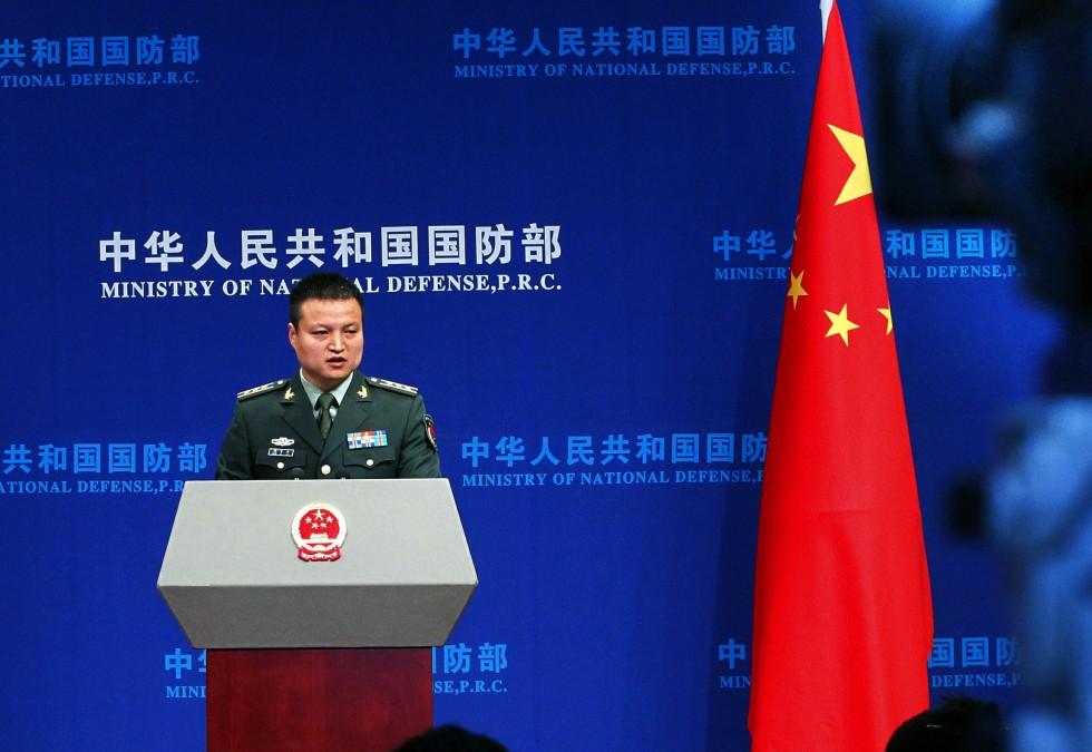 China lanza documento estrategia militar en medio de tensiones con EE.UU.