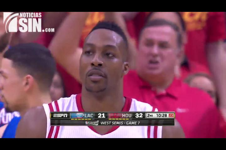 Rockets serán rivales de Warriors y Hawks se enfrentarán a los Cavaliers