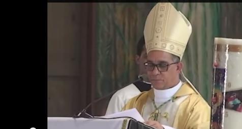 """""""Manos criminales destruyen nuestro ecosistema"""", dice obispo de La Vega"""