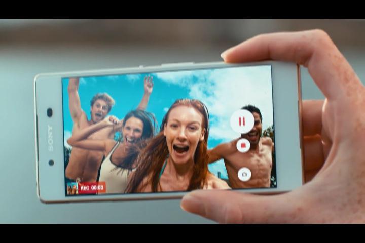 ¡Descubre lo nuevo! El Sony Xperia Z3+
