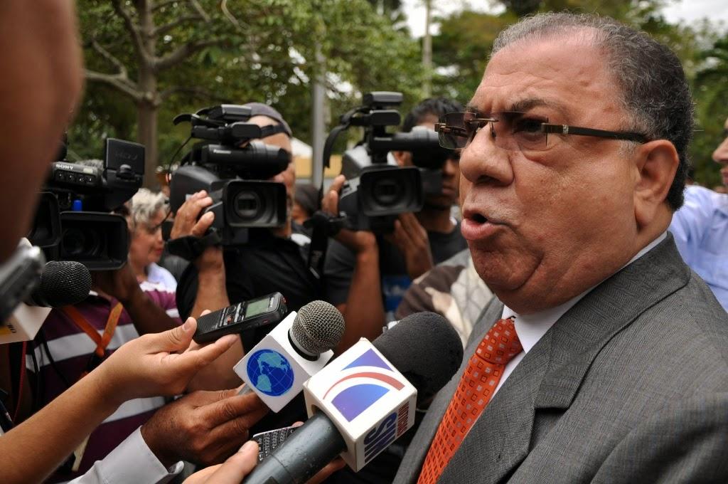 Quien está en el PLD debe aceptar sus reglas, advierte Monchy Fadul