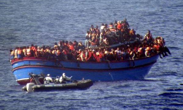 Italia rescata en últimas horas a casi 3.700 inmigrantes en el Mediterráneo