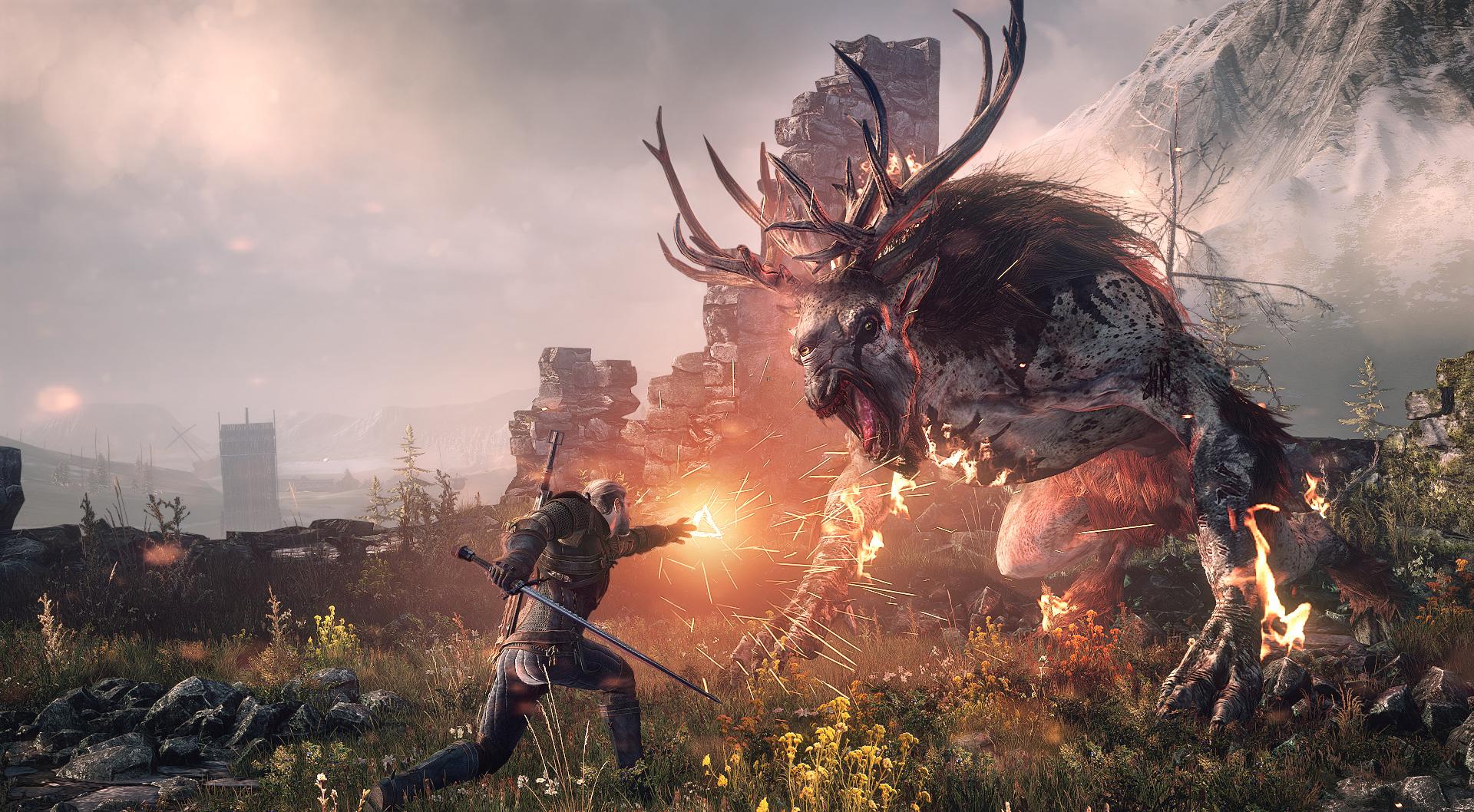 «The Witcher 3: Wild Hunt»: así serán los monstruos que habitan su universo