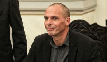 Varufakis: propuesta griega busca reemplazar discordia con un consenso eficaz