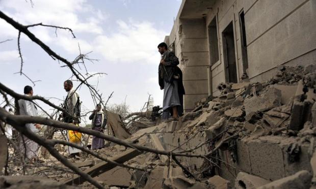 Yemen: más de mil civiles muertos