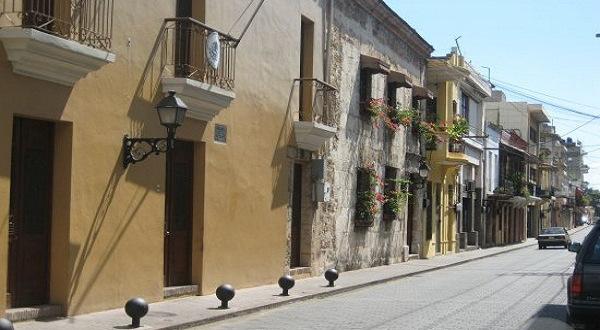 Instalan cámaras de seguridad en la Ciudad Colonial