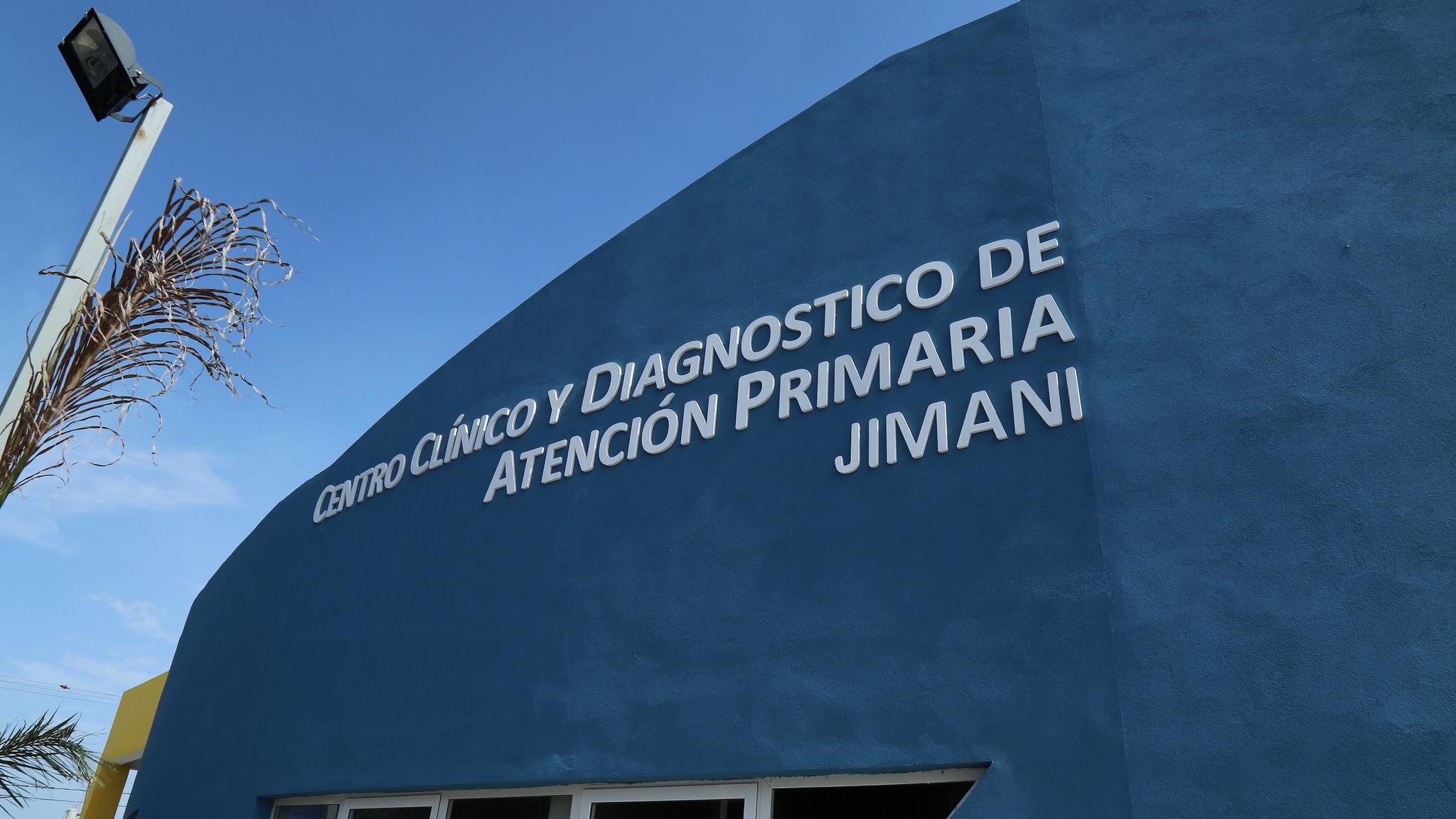 Danilo Medina entrega moderno Centro Clínico de Diagnóstico en Jimaní