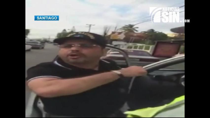 Condenan agresión de sobrino de Monchy Fadul contra agentes Amet