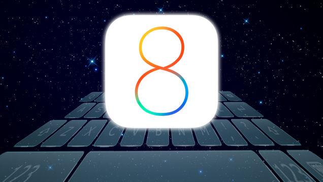 El sistema operativo iOS 8 llega al 80% de los dispositivos móviles de Apple