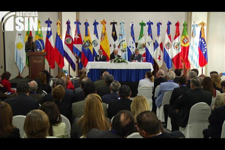 Domínguez Brito aboga por que se apruebe ley de Extinción de Dominio