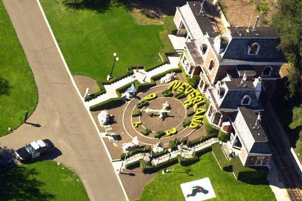 Neverland: El rancho de Michael Jackson a la venta en US$100 millones