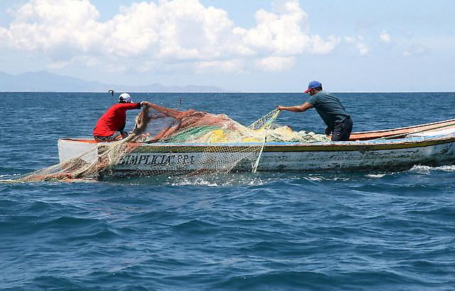 Pescadores dominicanos presos en Turcos y Caicos