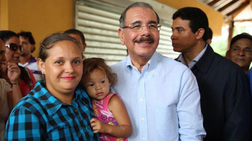 Presidencia resalta aportes de Medina a favor de las madres
