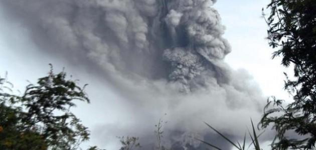 Fuerte explosión y sismo de magnitud 3,2 en volcán Telica de Nicaragua