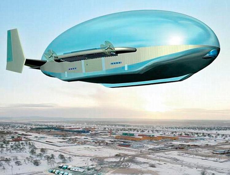 Conozca la nave que revolucionará el concepto de la aviación