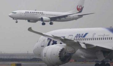 Dos aviones y un helicóptero, a punto de colisionar en un aeropuerto japonés