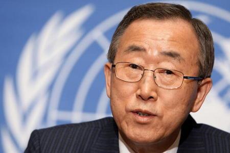 Ban Ki-moon: cualquier interferencia militar es