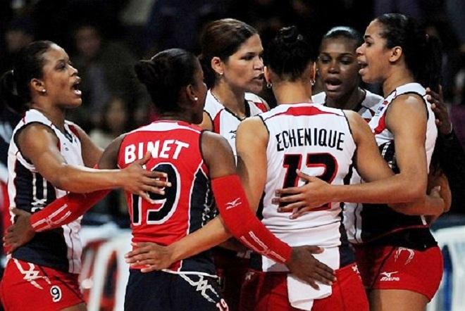 RD pierde contra EE.UU pero va por bronce contra Puerto Rico