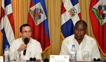 Cancilleres RD y Haití coordinan proceso de repatriación