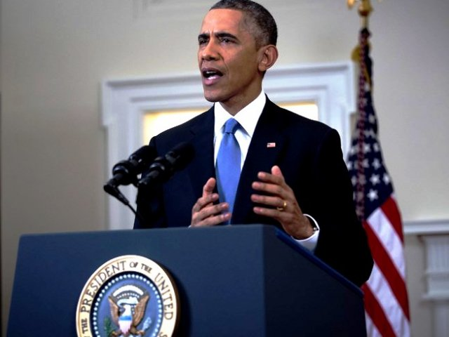 Obama anuncia nuevo plan para mantener 5.500 militares en Afganistán en 2017