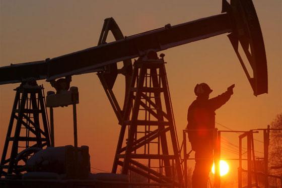 El petróleo de Texas abre con un descenso del 1,54 % hasta 44,68 dólares